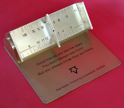 Universal Polar Sundial - suitable for any latitude
